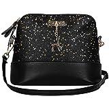 ❤️ Women Shoulder Bags, Xinantime Clearance Ladies Fashion Leather Sequins Small Deer Messenger Bag Crossbody Bag Handbags Tote Bag