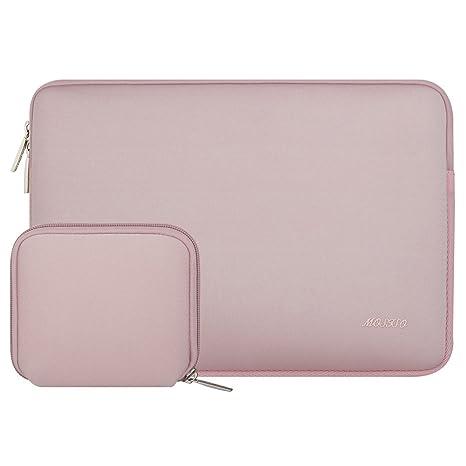 MOSISO Wasserabweisend Neopren Hülle Sleeve Tasche Kompatibel 13-13,3 Zoll MacBook Pro, MacBook Air, Notebook Computer Laptop