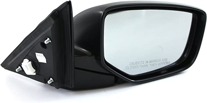 Driver and Passenger Power Side View Mirror Replacement for Honda 76258-TA5-A01 76208-TA5-A01