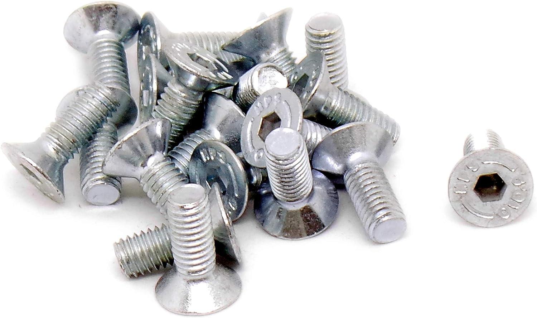 hexagonal vis 6 mm DIN 933 m6 x 110 Acier Inoxydable v2a professionnel qualité 10 pcs
