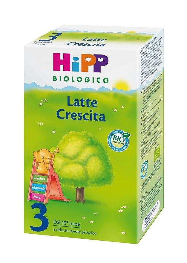 3 opinioni per Hipp Latte Bio 3 in Polvere- 500 g