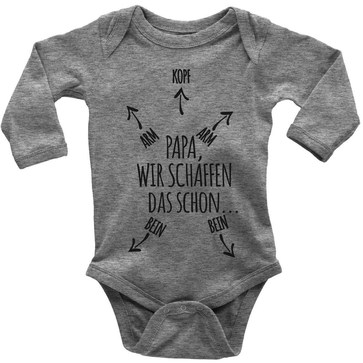 Baby Jungen Body kurzarm Bio-Baumwolle Fußball Druck Body schwarz weiß  NEU