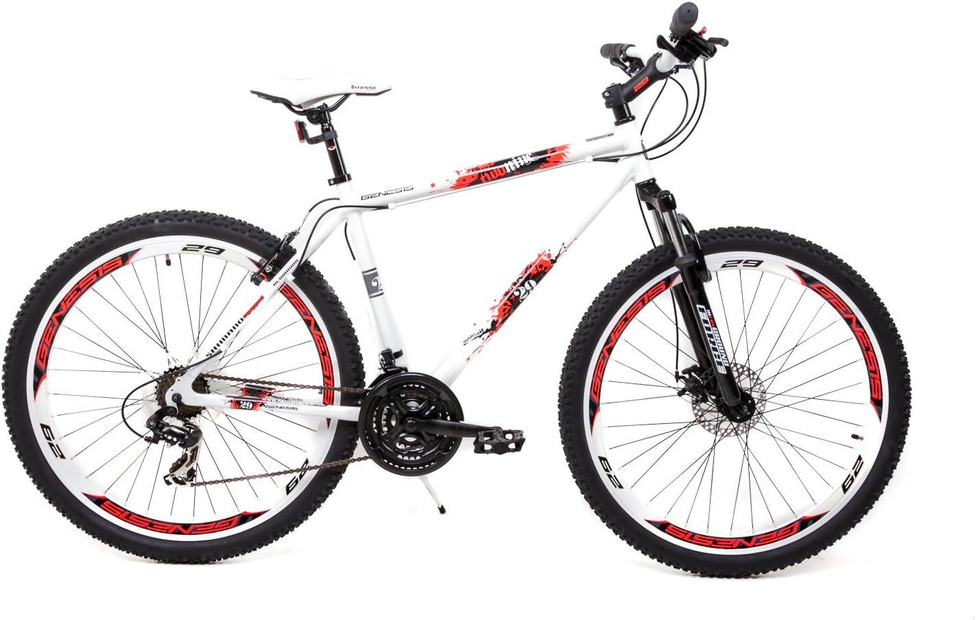 29 Pulgadas Aluminio Cross Bicicleta de montaña Genesis 21 ...