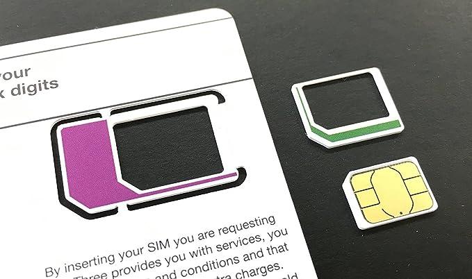 Amazon.com: PrePaid Europe - Tarjeta SIM de 12 GB de datos + ...