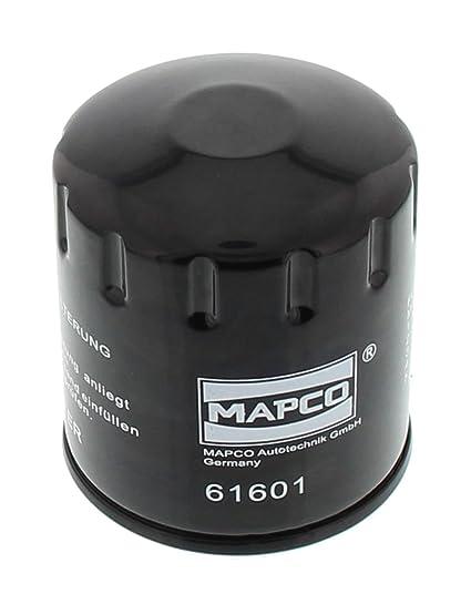 Mapco 61601 Filtro de aceite
