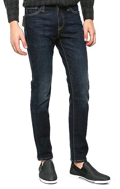 Pantalon Vaquero Levis 511 Salvage Strong Denim 3834 Azul ...