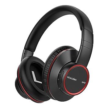 Casque Audio Bluetooth avec Microphone, Mixcder