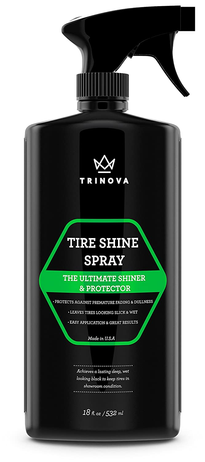 TriNova's Tire Shine Spray