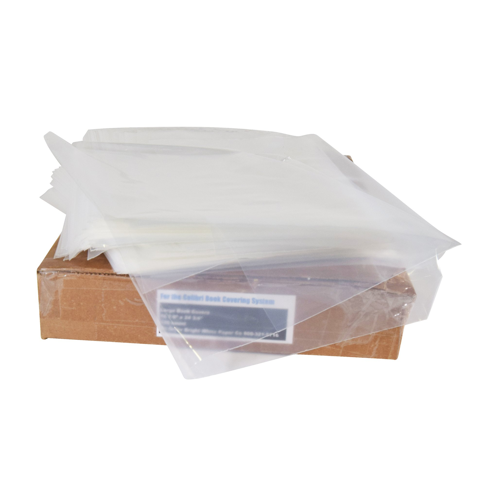 Large Book Covering Jackets for Colibri Book Covering System
