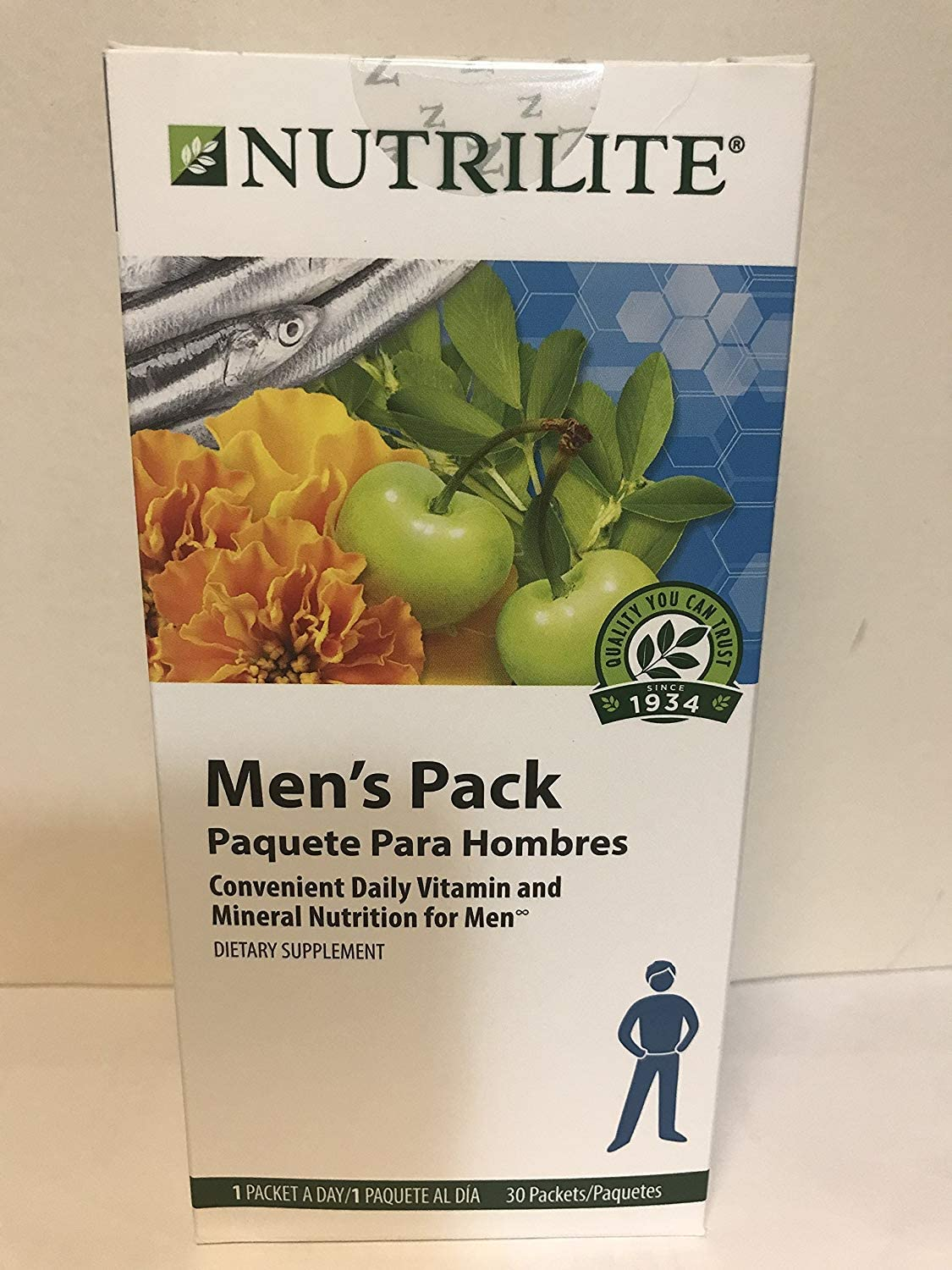 Amway Nutrilite Men s Pack-30 Packets