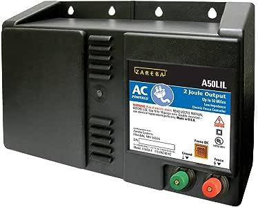 Amazon Com Zareba A50lil Ac Powered Low Impedance 50