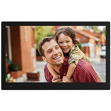 NIX Advance Marco Digital Fotos y Videos 17 Pulgadas X17B. Pantalla IPS. Portafotos Electrónico