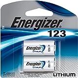 Energizer EL123APB2 Standard Camera Battery