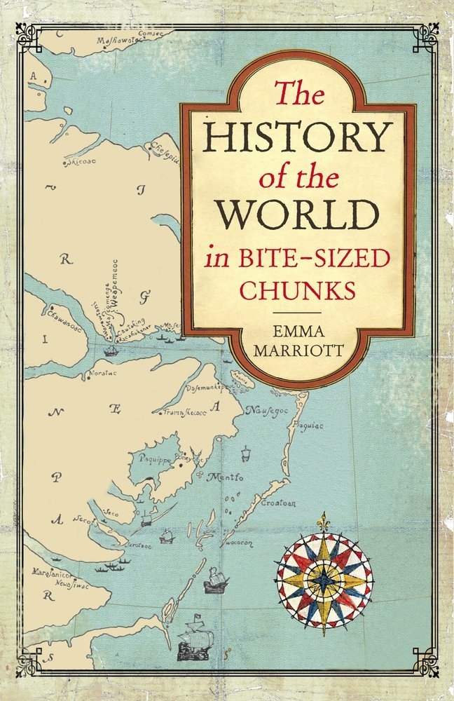 Download The History of the World in Bite-Sized Chunks PDF