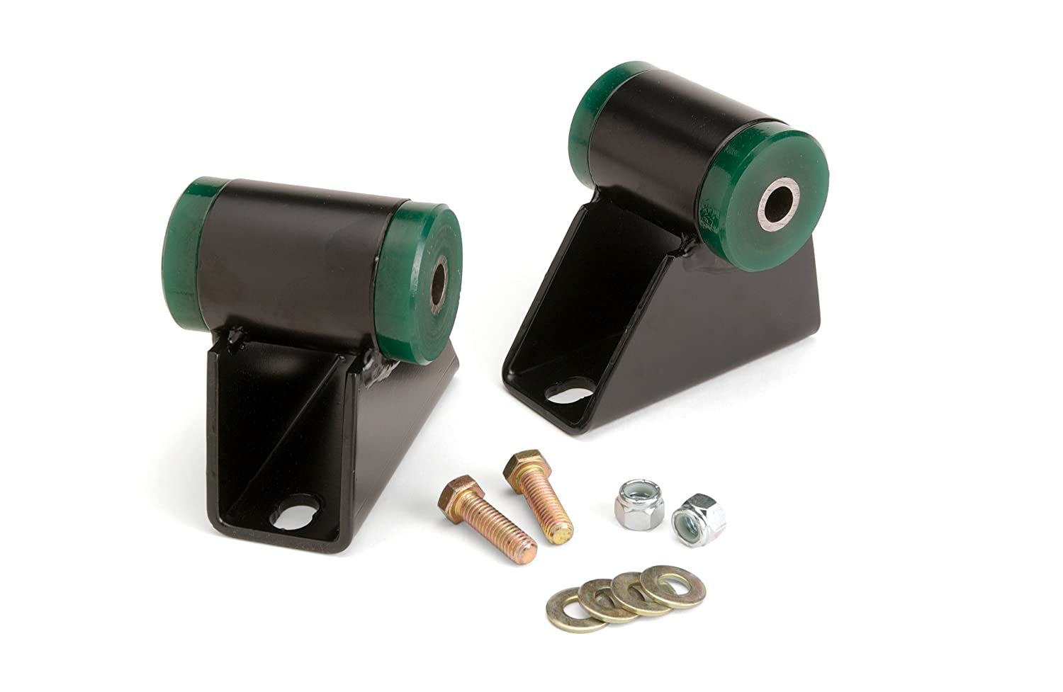 JKS CE9200 1' Rise Polyurethane Motor Mount Replacement Kit for Jeep TJ/YJ