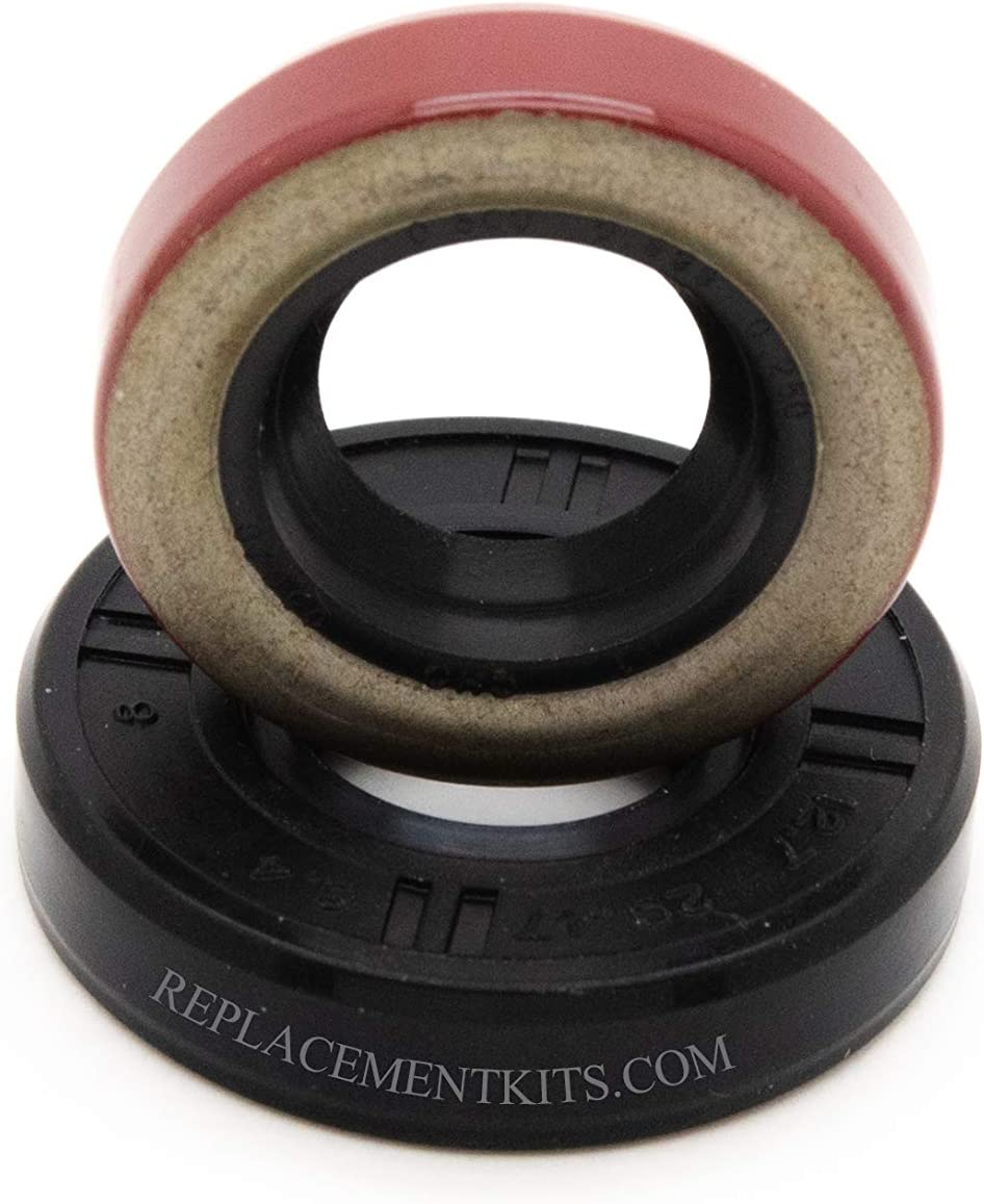 REPLACEMENTKITS.COM - Gearcase Input Seal Equivent to Whirlpool 285352 & W10111745 -