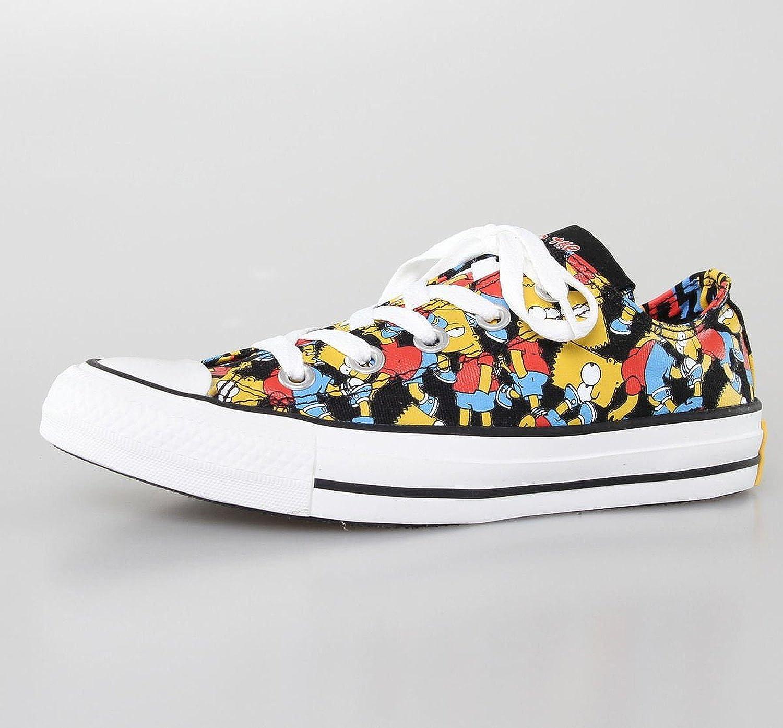 9e387ee8f5324d Converse Chuck Taylor All Star Bart Simpson Unisex Casual Shoes 146811F  Size 6 US Men  Amazon.ca  Shoes   Handbags