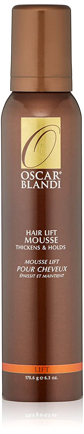 Oscar Blandi Hair Lift Mousse, 6.3 oz