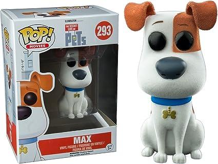 Funko 599386031 Figura Mascotas MAX