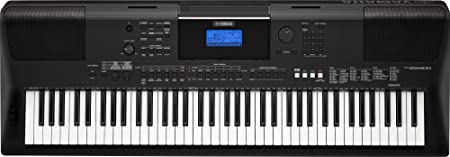 Yamaha PSR-EW400 - Teclado electrónico, portátil