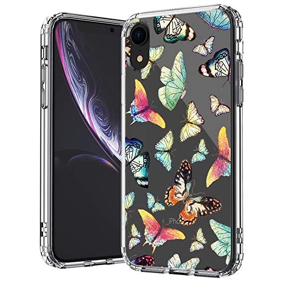 butterfly iphone xr case