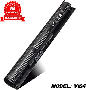VI04 V104 Spare 756743-001 756478-422 756478-851 756479-421 756745-001 Notebook Battery for HP Envy 14 15 17 Pavilion 15 17 Series Laptop TPN-Q140 Q141 Q142 HSTNN-DB6I HSTNN-LB6I HSTNN-LB6K HSTNN-UB6K