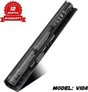 VI04 V104 Spare 756743-001 756478-422 756478-851 756479-421 756745-001 Notebook Battery for HP Envy 14 15 17 Pavilion 15 17 Series Laptop TPN-Q140 Q141 Q142 HSTNN-DB6IHSTNN-LB6IHSTNN-LB6K HSTNN-UB6K