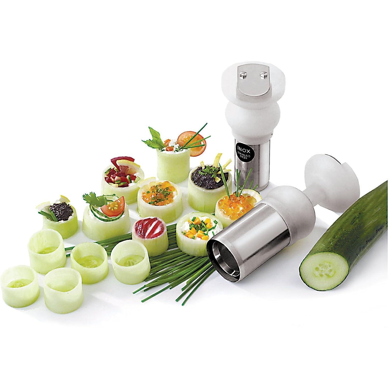 Amazon.com: Paderno World Cuisine Cylinder Cutter, 1 1/2\