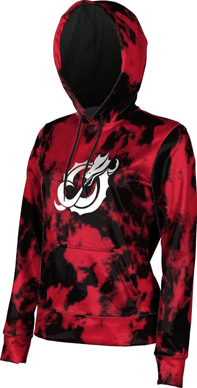 School Spirit Sweatshirt Grunge ProSphere Minnesota State University Moorhead Girls Pullover Hoodie