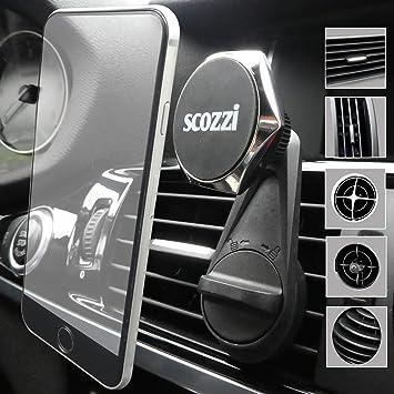 Scozzi 360 Handyhalterung Auto Magnet Lüftung Elektronik