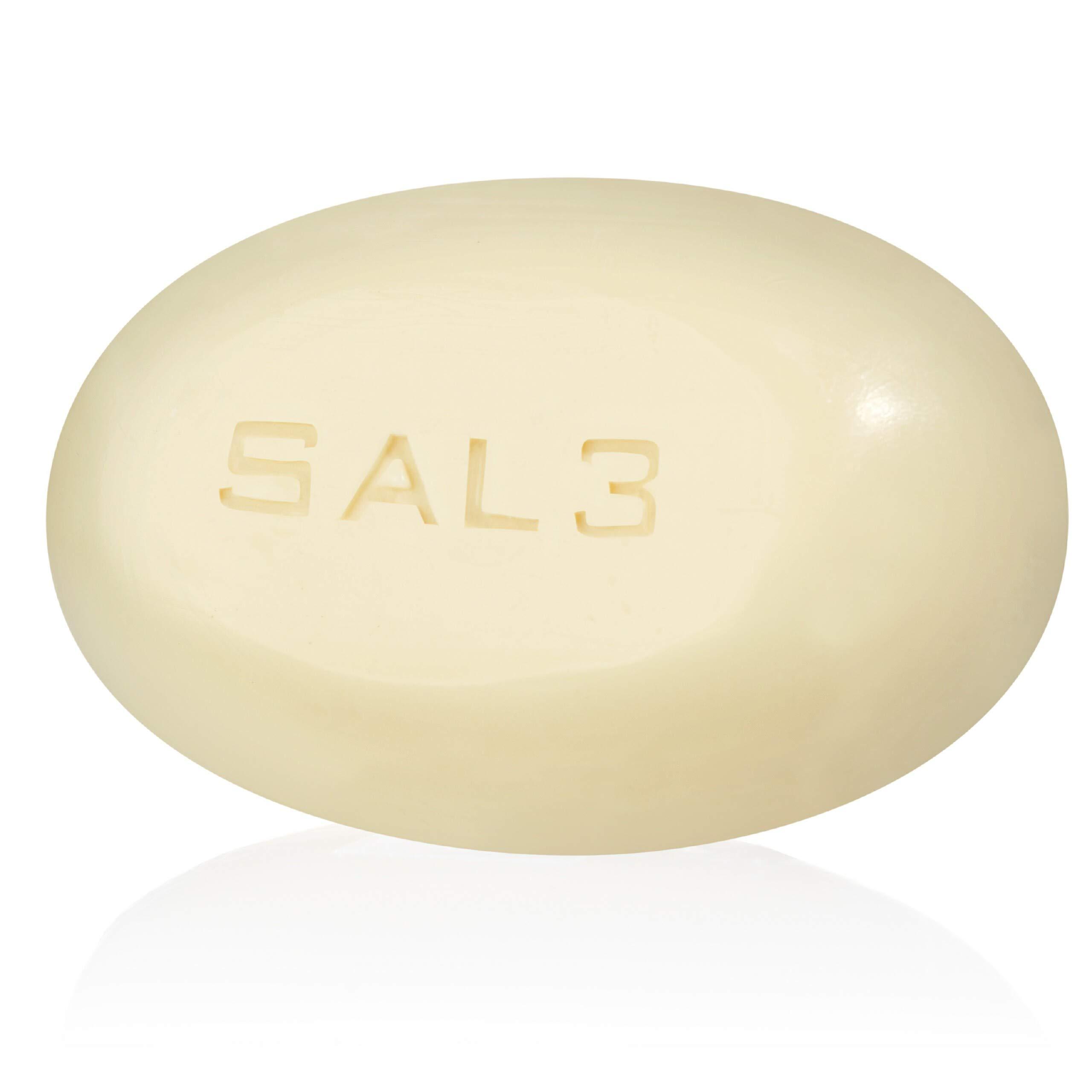 25 bar Dermatologist Pack - SAL3 Soap, 10% Sulfur, 3% Salicylic Acid by SAL3 (Image #2)