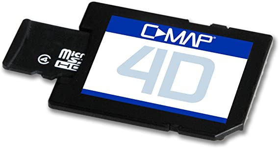 C-MAP en-d050 Micro SD con Adaptador: Amazon.es: Electrónica