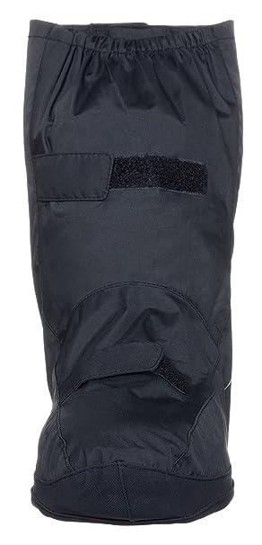 VAUDE Cubre zapatos para hombre, talla DE: 44-46, color negro