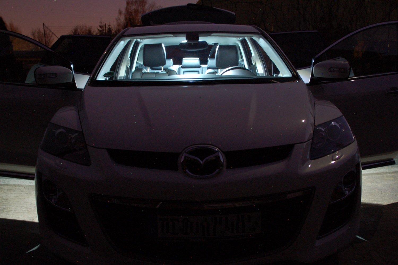 CITRO/ËN c4 picasso exclusive avec canbus facelift mod/èles 2006 blanc 2013 13 lEDs /éclairage int/érieur