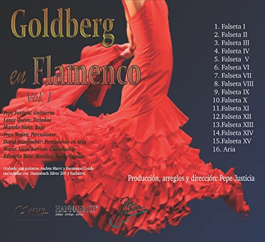Goldberg en Flamenco: Pepe Justicia: Amazon.es: Música