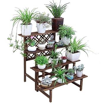 crs zbbz prsentoir de meubles de patio 4 niveaux fleur dchelle