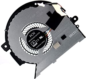 Deal4GO 924348-001 CPU Cooling Fan Replacement for HP Envy x360 15-BP 15M-BP 15-BQ 15M-BQ 15-BP001TX 15-BP100TX 15M-BQ021DX 15-BQ104TX NFB87A05H