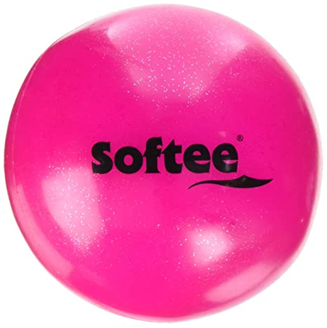Softee Equipment 0010515, Pelota de Gimnasia, Rosa, S: Amazon.es ...