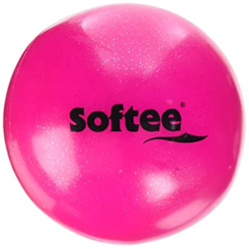 Softee Equipment 0010515, Pelota de Gimnasia, Rosa, S: Amazon.es ...