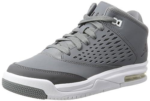 half off d2740 66e9a Nike Girls' Jordan Flight Origin 4 Bg Basketball Shoes