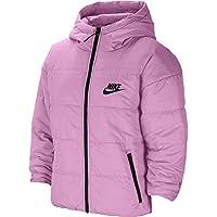 Nike Chaqueta de mujer con capucha sintética Core con cremallera completa