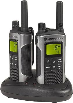 Motorola Tlkr T80 Pmr Funkgerät Reichweite Bis Zu 10 Km Heimkino Tv Video