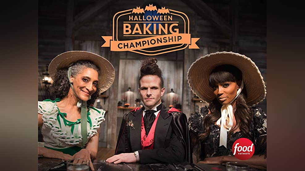 Halloween Baking Championship - Season 3
