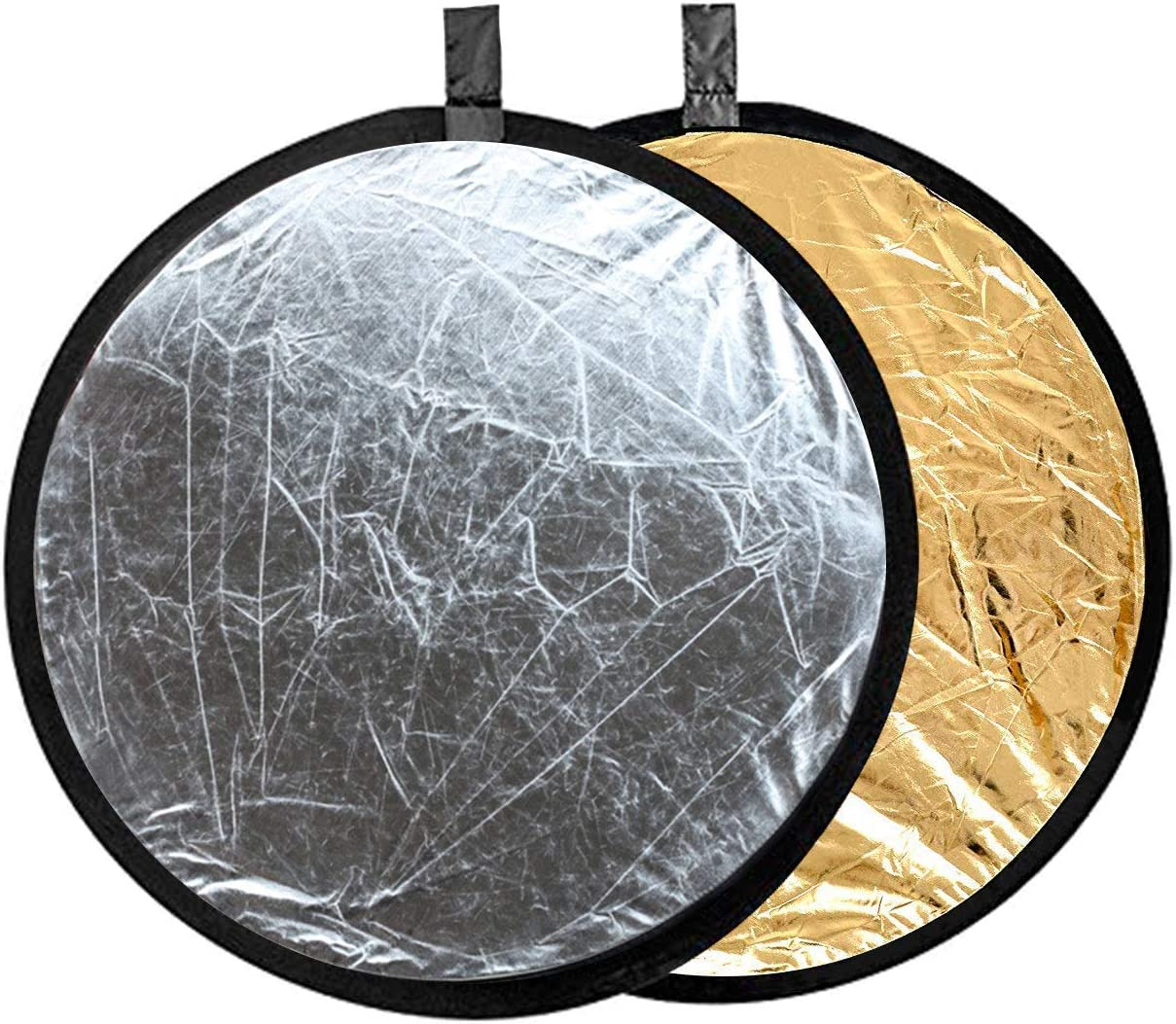 MeterMall 43 5 in1 Photography Studio Multi Photo Disc Collapsible Light Reflector with Bag