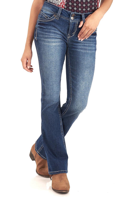 Amazon.com: WallFlower Juniors Basic Legendary Bootcut Jeans: Clothing