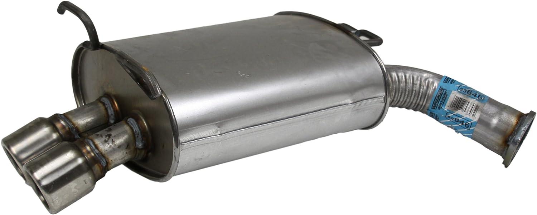 Walker 53646 Quiet-Flow Stainless Steel Muffler Assembly