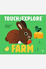 Touch and Explore: Farm (Touch and Explore (2)) Novelty Book