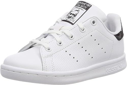 adidas Stan Smith C, Chaussures de Gymnastique Mixte Enfant