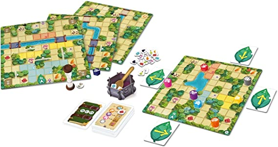 2 Tomatoes Games Magic Maze Kids, Multicolor (8437016497210-0): Amazon.es: Juguetes y juegos