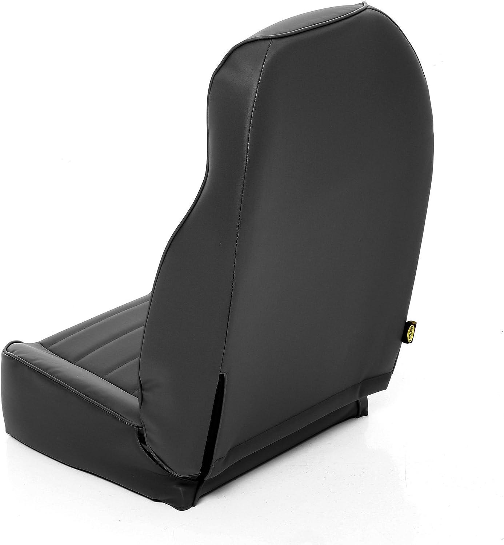 Wrangler YJ Smittybilt 44901 Standard Bucket Seat for 76-06 Jeep CJ TJ